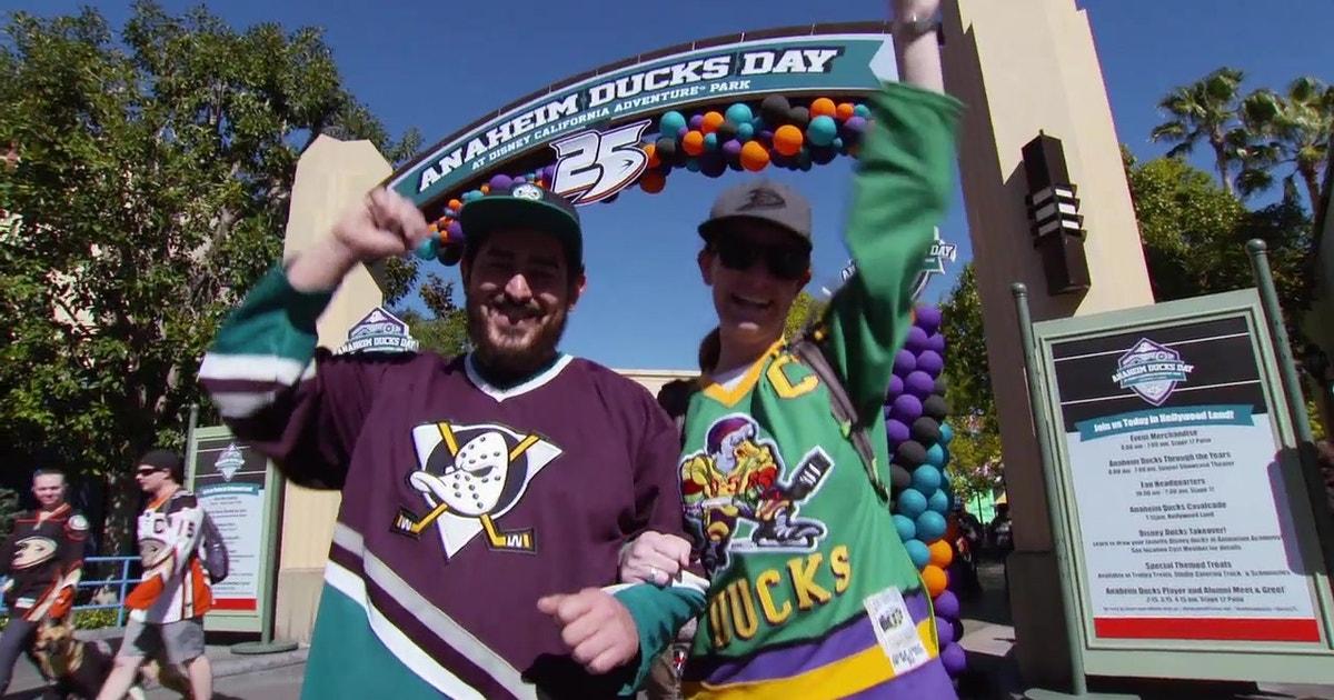 Ducks Weekly: Ducks at Disney