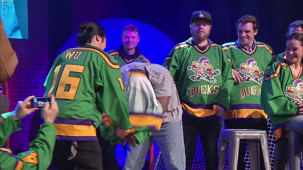 best website 76826 40255 'The Mighty Ducks' 25th Anniversary Screening