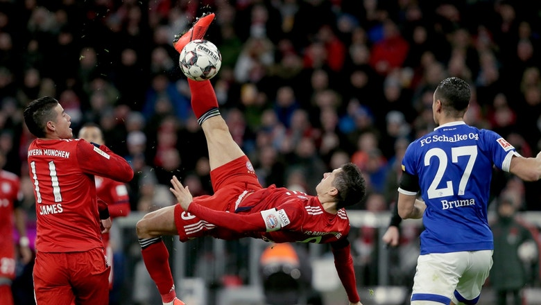 Bayern Munich vs. FC Schalke 04 | 2018-19 Bundesliga Highlights