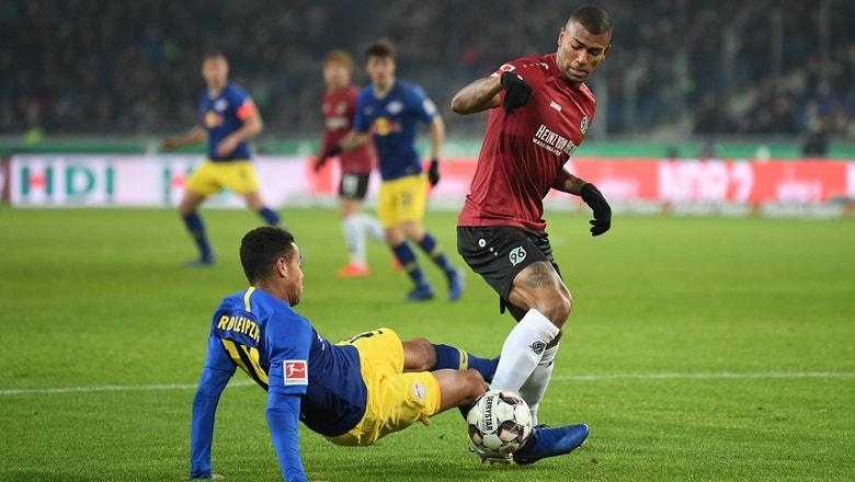 Hannover 96 vs. RB Leipzig | 2018-19 Bundesliga Highlights