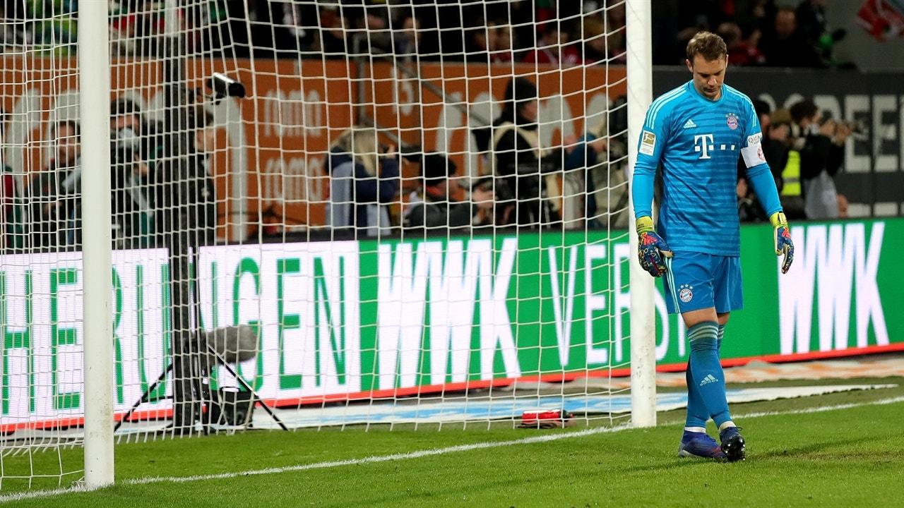 Augsburg scores vs  Bayern Munich in less than15 seconds | 2019 Bundesliga  Highlights