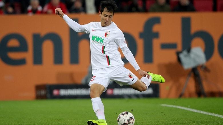 Ji Dong-won's strike puts Augsburg back in the lead | 2019 Bundesliga Highlights