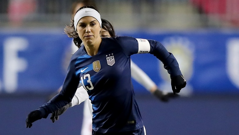 Aly Wagner: USWNT 'lets it slip away' in SheBelieves Cup draw against Japan