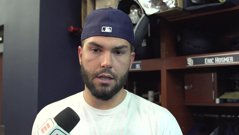 Spring Training 2019: Padres' Eric Hosmer knows all about free-agent rumor mill