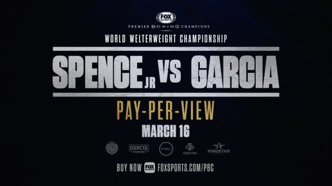 Errol Spence vs Mikey Garcia Weigh In Video