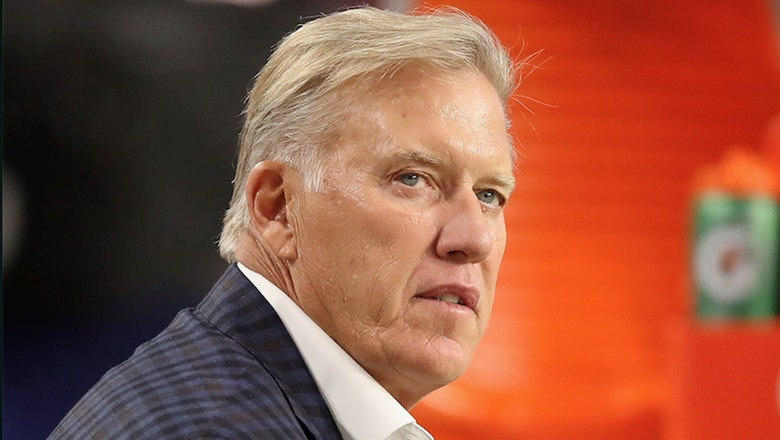 Rob Parker on the Joe Flacco trade: 'John Elway is the quarterback wastelander'
