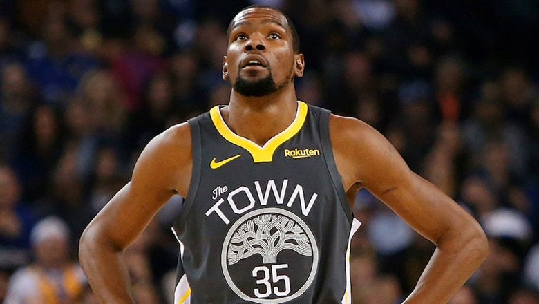 Matt Barnes on Kevin Durant: 'He's the best player in the game right now'