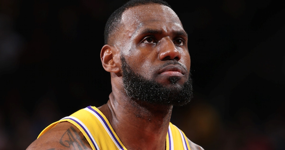 Colin Cowherd believes it will be a 'tipping point' for LeBron's career if the Lakers don't get AD