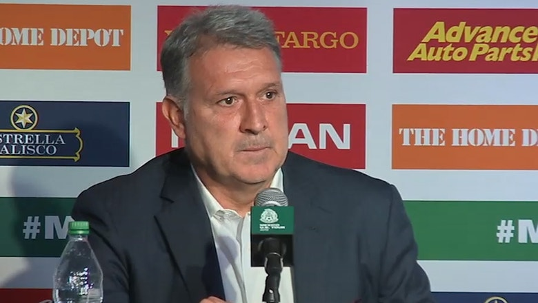 Tata Martino's first Mexico roster could feature several MLS players
