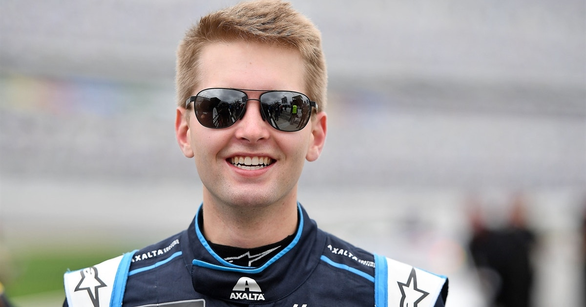 21-year-old William Byron takes Dayonta 500 pole (VIDEO)