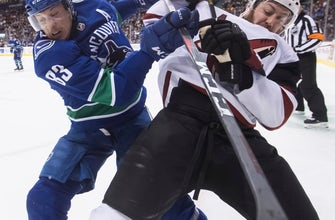Galchenyuk lifts Coyotes over Canucks in overtime