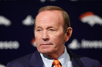 Broncos owner Pat Bowlen on cusp of Hall of Fame