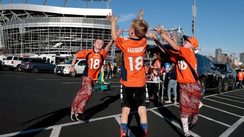 <p>               In this Oct. 24, 2016, photo, kids play football outside Mile High Stadium prior to an NFL football game between the Houston Texans and the Denver Broncos, Monday, Oct. 24, 2016, in Denver. USA Football has unveiled a council that will oversee the implementation of its Football Development Model for the sport to help parents, coaches and program leaders provide what players need to develop and grow as athletes and people through football participation. (AP Photo/Joe Mahoney, File)             </p>