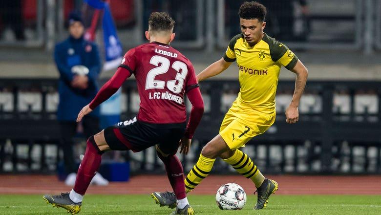 1. FC Nürnberg vs. Borussia Dortmund | 2019 Bundesliga Highlights