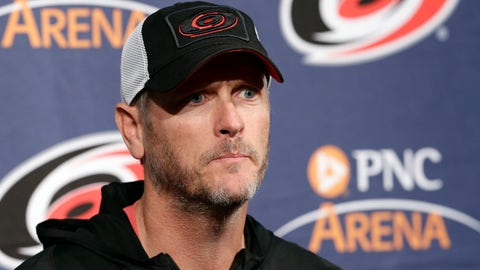 <p>               FILE - In this May 9, 2018, file photo, Carolina Hurricanes owner and CEO Tom Dundon takes questions during an NHL hockey news conference in Raleigh, N.C. Dundon is investing $250 million in the Alliance of American Football. Dundon also will serve as chairman of the fledgling eight-team league that began play on Feb. 9. His involvement came together in a matter of days last week, according to Dundon and Alliance co-founder Charlie Ebersol, though Dundon had been monitoring the AAF's development and debut. Ebersol dismissed reports Tuesday, Feb. 19, 2019, that the Alliance was getting a financial bailout from Dundon.(AP Photo/Gerry Broome, File)             </p>