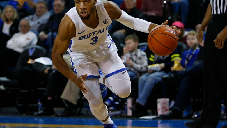 No. 25 Buffalo stampedes Ohio for 23rd straight home win