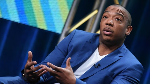 "<p>               FILE - In this Wednesday, July 29, 2015 file photo, Ja Rule speaks onstage during the ""Follow the Rules"" panel at the Viacom Networks 2015 Summer TCA Tour held at the Beverly Hilton Hotel in Beverly Hills, Calif. Singer and rapper Ja Rule is taking some heat on social media, after video posted online showed problems with his halftime show during the Timberwolves-Bucks game on Saturday, Feb. 23, 2019. Video shows Ja Rule had sound problems at the beginning of his show. (Photo by Richard Shotwell/Invision/AP, File)             </p>"