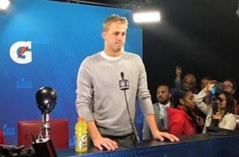 Jared Goff is going to use the Super Bowl LIII loss as a learning experience