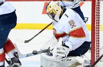Roberto Luongo makes 1,000th start as Panthers top Capitals 5-4 in OT