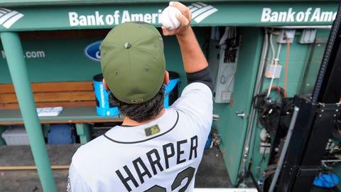 RHP Ryne Harper