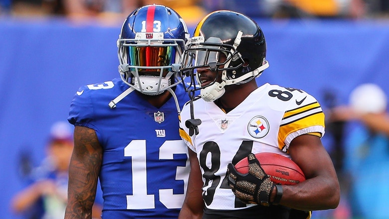 Whitlock and Wiley agree that Odell Beckham & Antonio Brown wouldn't be a good fit for the Patriots