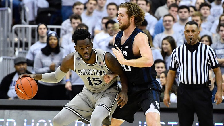 Butler holds on for narrow 73-69 victory over Georgetown