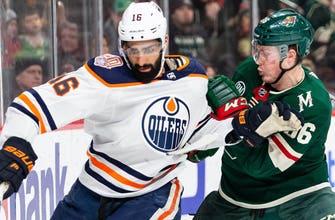 Wild can't take advantage of struggling Oilers, lose 4-1