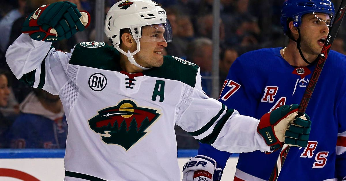 StaTuesday: Zach Parise's Wild resurgence, by the numbers