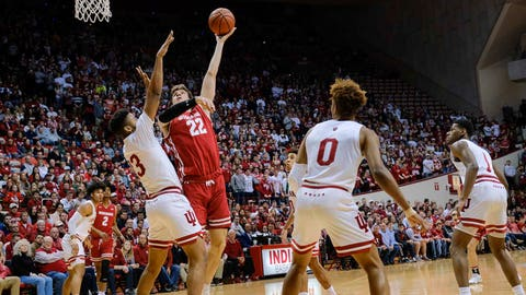 Indiana Basketball: Hoosiers win 2OT marathon to upset No.19 Wisconsin