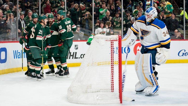 The best of the 2019-20 Wild broadcast schedule