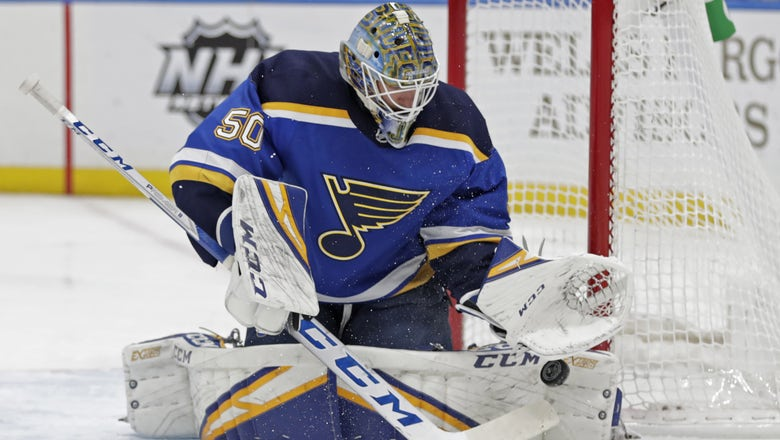 Winnington: Blues goalie is making most of long-awaited chance