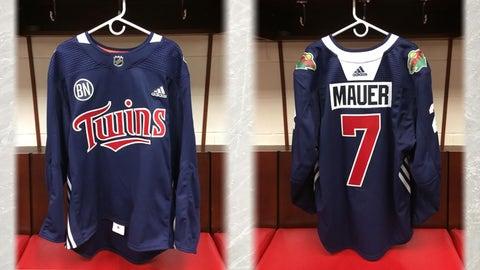 Joe Mauer, former Twins catcher (↑ UP)