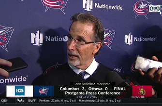 Tortorella: Duchene's arrival will force some Blue Jackets to compete for ice time