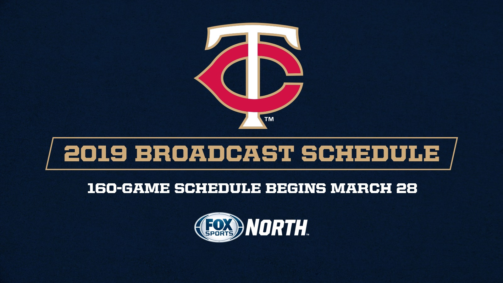 graphic about Mn Wild Schedule Printable identified as FOX Sporting activities North announces 2019 Twins telecast timetable