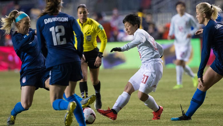90 in 90: United States vs. Japan | 2019 SheBelieves Cup