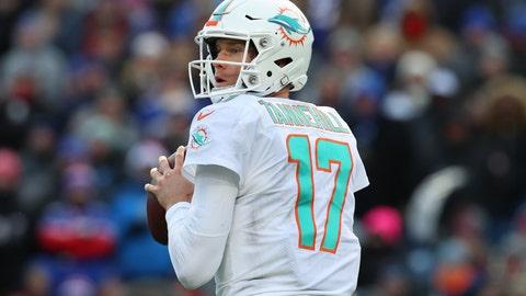 1. Miami Dolphins