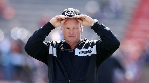 5. Oakland Raiders
