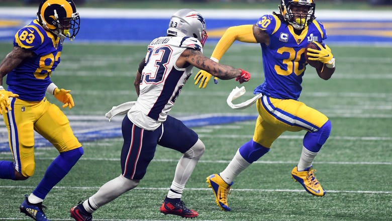 Todd Gurley's Super Bowl absence a result of McVay's 'garbage' gameplan says Jason Whitlock