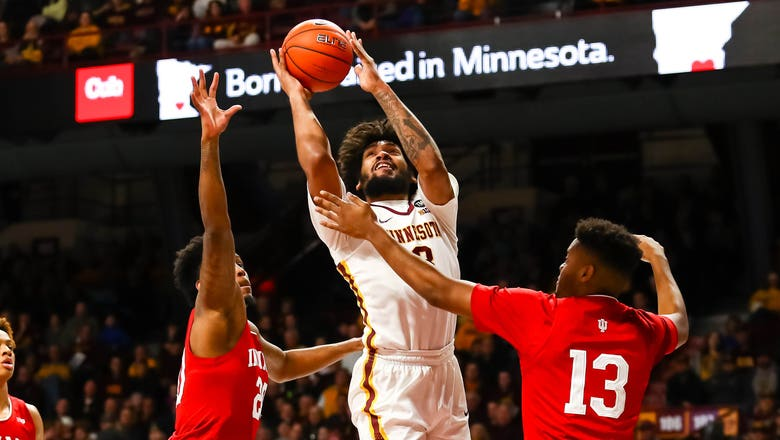 Murphy, Kalscheur guide Gophers back into win column