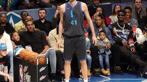 NBA: All-Star Saturday Night