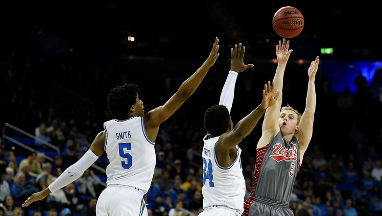 Parker Van Dyke nails epic 3-pointer as time expires to complete the comeback against UCLA