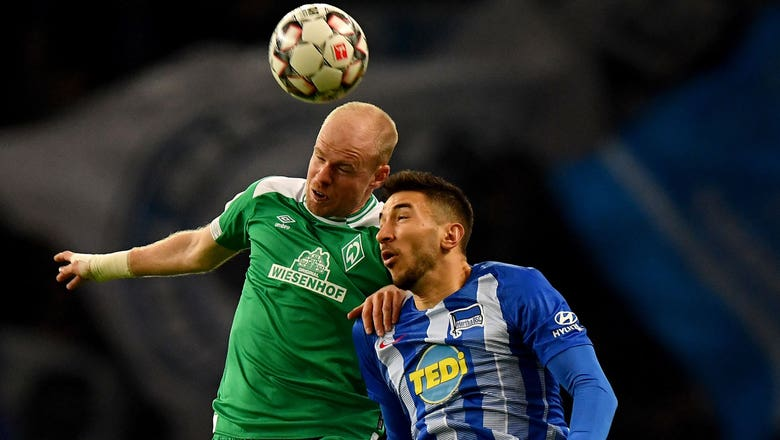 Hertha BSC Berlin vs. Werder Bremen | 2019 Bundesliga Highlights