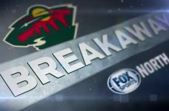 Wild Breakaway: Minnesota lets 4-1 lead slip away