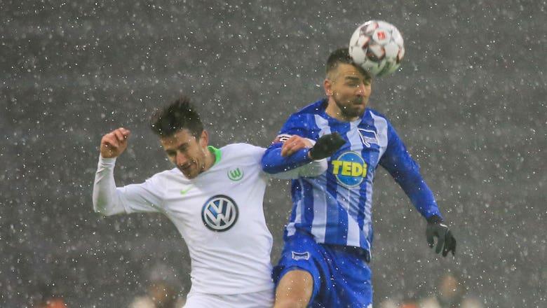 Hertha BSC Berlin vs. VfL Wolfsburg   2018-19 Bundesliga Highlights