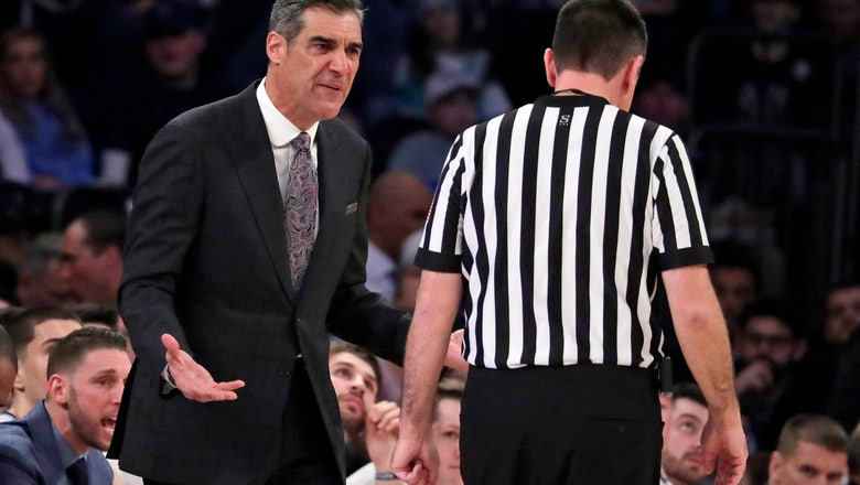 Defending champ Villanova enters NCAAs from different angle