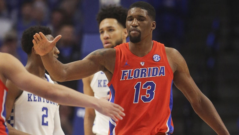 Florida bringing 'clean slate' attitude into SEC tournament opener against Arkansas