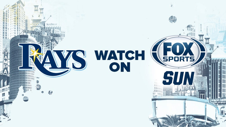 Get ready for spring training as FOX Sports Sun replays 4 of the Tampa Bay Rays' best games from 2019