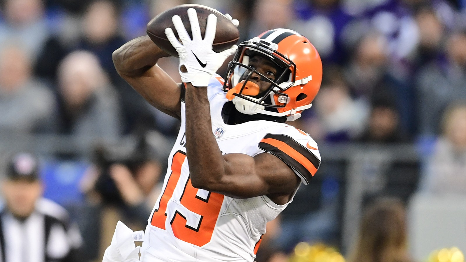 Buccaneers reportedly set to sign Breshad Perriman after WR voided  agreement with Browns  5f28680e576