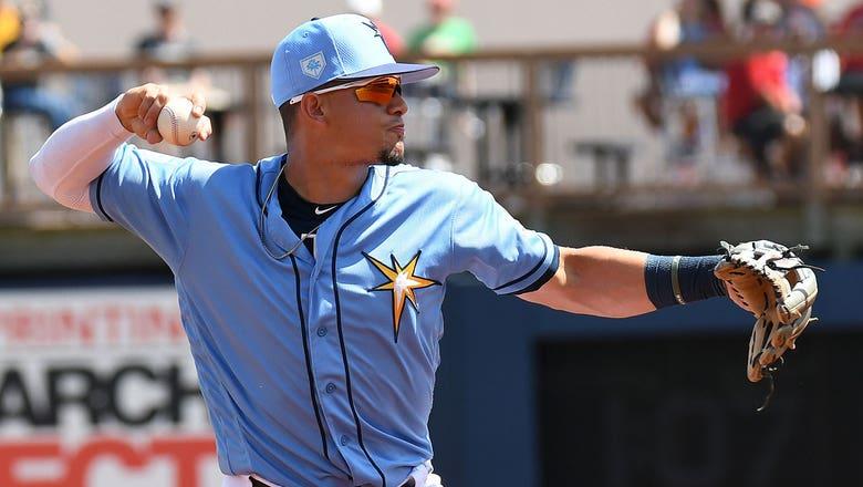 Yandy Diaz blasts 3-run home run in Rays' 7-3 win over Tigers