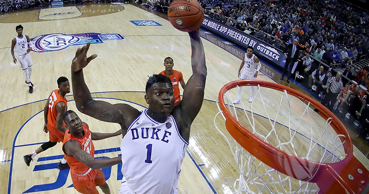 Nick Wright on Zion Williamson's return: 'He's simply an unstoppable offensive force' (VIDEO)